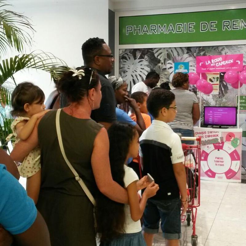Les 4 ans de Carrefour Market