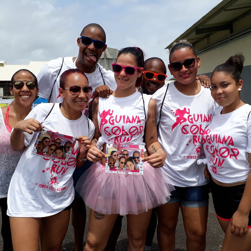 Guiana Color Run