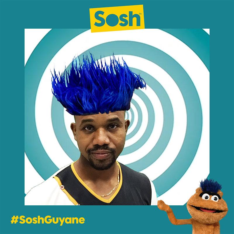 Opération promotionnelle nouveau forfait Sosh Guyane